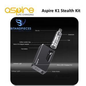Aspire K1 Stealth Kit