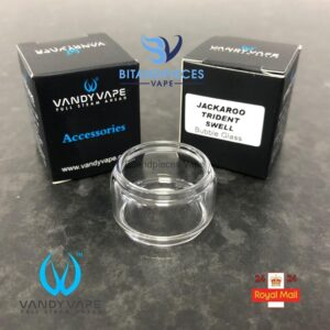 Vandy Vape Expansion Fatboy Bubble Glass for the Jackaroo Trident Swell Tanks