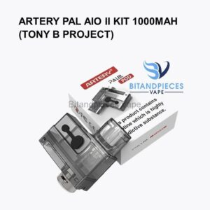Artery PAL II Replacement Pod Cartridges