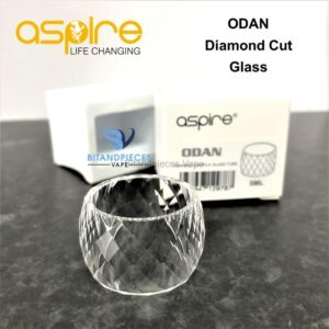 Aspire Odan Diamond Cut Glass