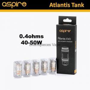 Aspire Triton Coils