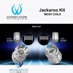 Vandy Vape Jackaroo Swell Mesh Coils