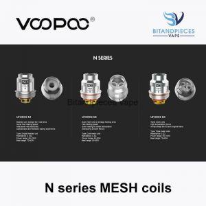 VooPoo N-Series Mesh Coils
