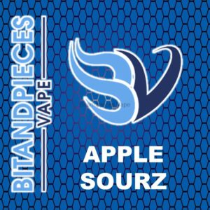 Apple Sourz by Bitandpieces Vape