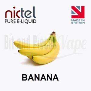 Banana E-Liquid by Nictel