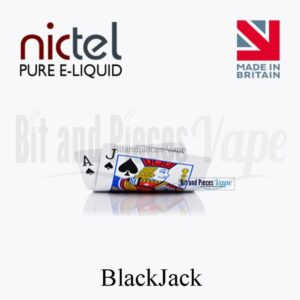 BlackJack E-Liquid by Nictel