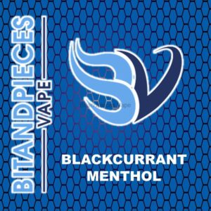 Blackcurrant Menthol by Bitandpieces Vape