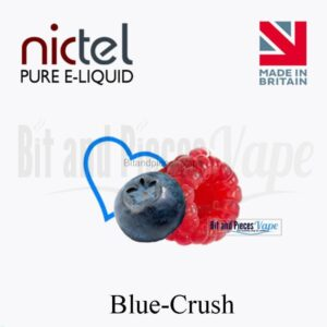 Blue Crush E-Liquid by Nictel