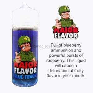 Blue-Fusion by Major Flavor