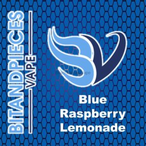 Blue Raspberry Lemonade E-Liquid by Bitandpieces Vape