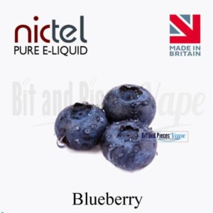 Blueberry E-Liquid by Nictel