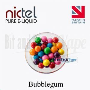 Bubblegum E-Liquid by Nictel