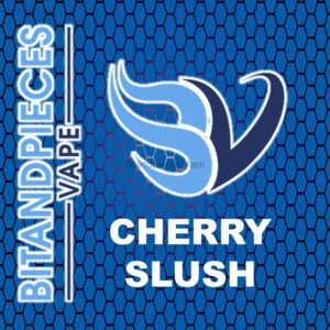 Cherry Slush E-Liquid by Bitandpieces Vape