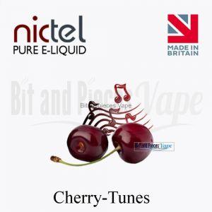Cherry Tunes E-Liquid by Nictel