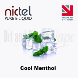Cool Menthol E-Liquid by Nictel