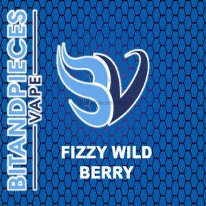Fizzy Wild Berry E-Liquid by Bitandpieces Vape