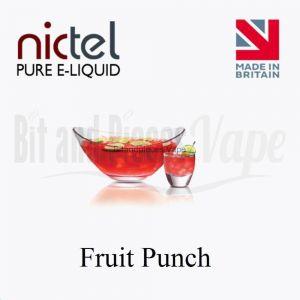 Fruit Punch E-Liquid by Nictel