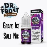 Grape Ice by Dr Frost Salt Nic