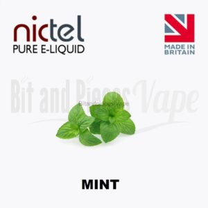 Mint E-Liquid by Nictel