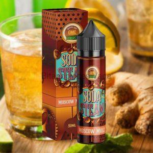 Moscow Mule E-Liquid by Soda Stream 1