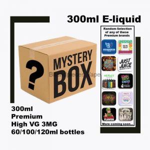 Mystery Box - 300ml - Premium Brands