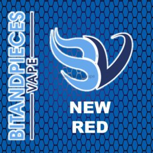 New Red E-Liquid by Bitandpieces Vape