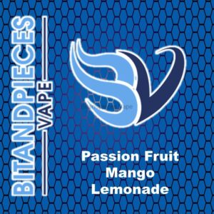 Passion Fruit Mango Lemonade E-Liquid by Bitandpieces Vape