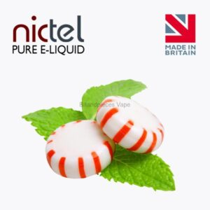 Peppermint E-Liquid by Nictel