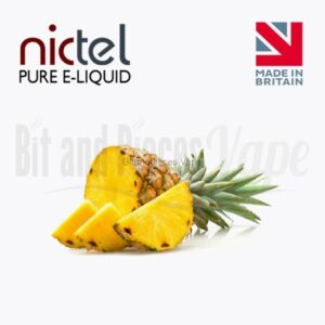 Pineapple E-Liquid by Nictel