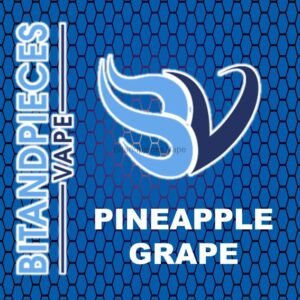 Pineapple Grape E-Liquid by Bitandpieces Vape