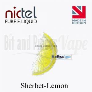 Sherbet Lemon E-Liquid by Nictel