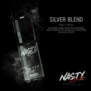 Silver Blend by Nasty Salt