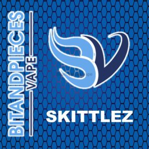 Skittlez E-Liquid by Bitandpieces Vape
