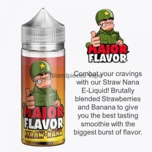 Straw-Nana by Major Flavor