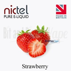 Strawberry E-Liquid by Nictel
