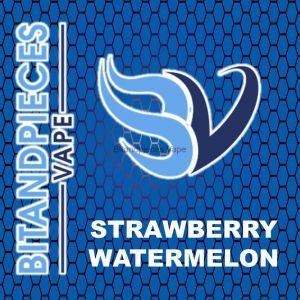 Strawberry Watermelon E-Liquid by Bitandpieces Vape