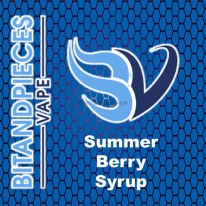Summer Berry Syrup E-Liquid by Bitandpieces Vape