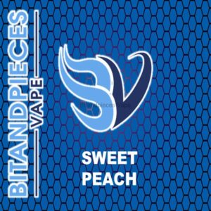 Sweet Peach E-Liquid by Bitandpieces Vape