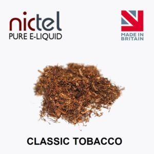 Tobacco E-Liquid by Nictel