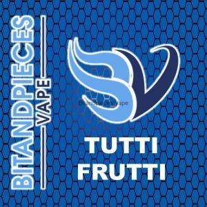 Tutti Frutti E-Liquid by Bitandpieces Vape
