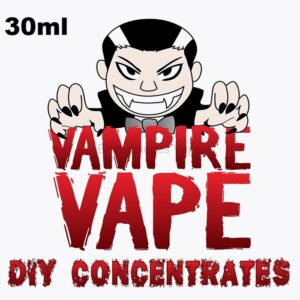 Vampire Vape DIY Concentrates - DIY E-Liquid