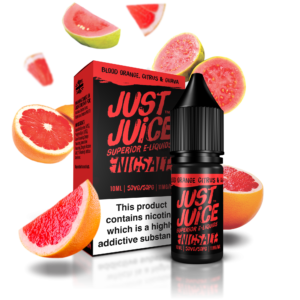 Blood Orange, Citrus & Guava Nic Salt