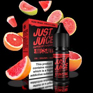 Blood Orange, Citrus & Guava Nic Salt