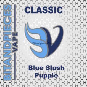Classic blue slush c