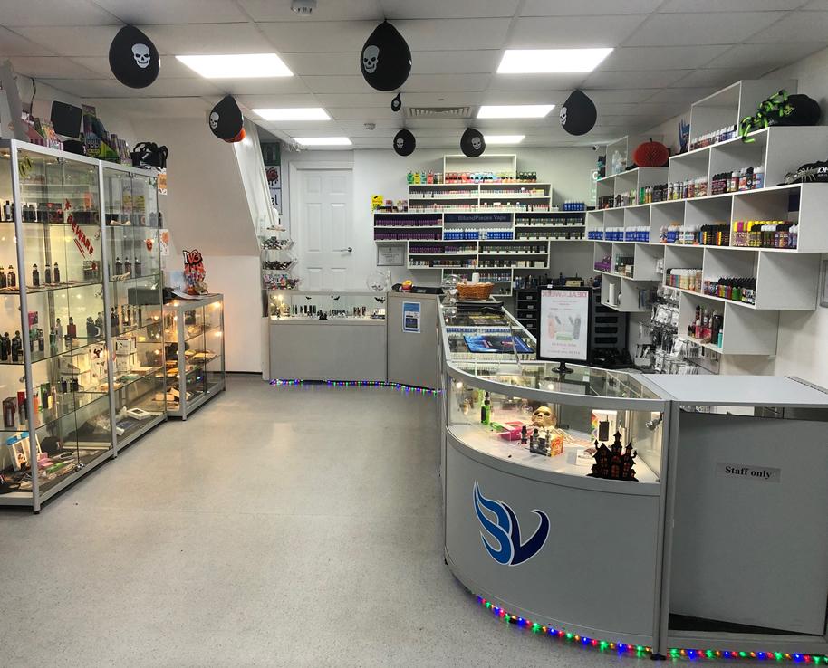 BitandPieces Vape Store in Birmingham