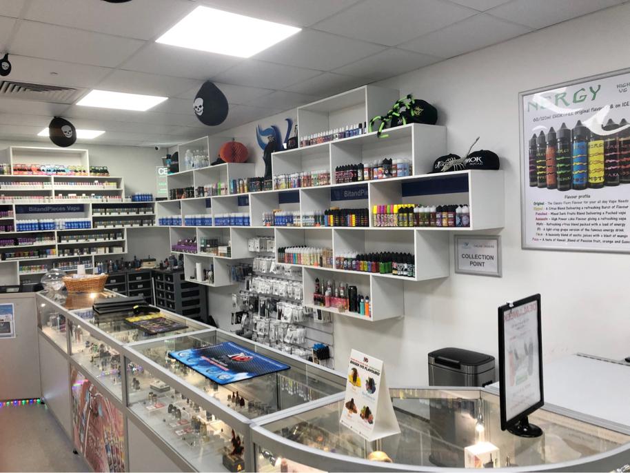 Vape Shop Birmringham Rednal - Bitandpieces Vape