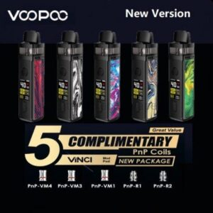 Vinci Pod System Kit +5 Complimentary Coils