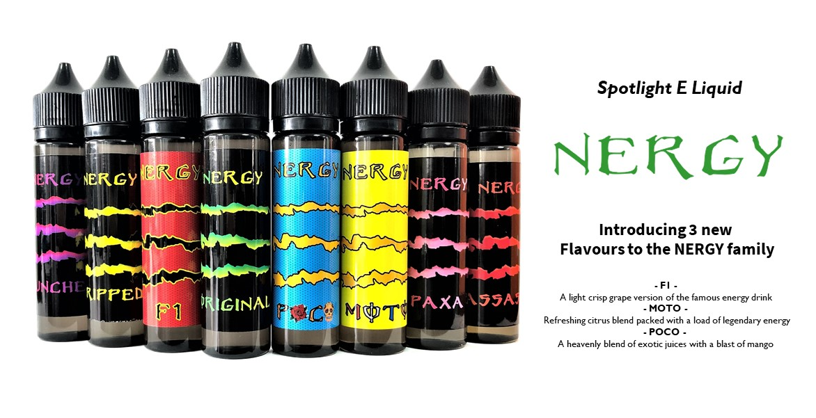 nergy shortfill 60ml