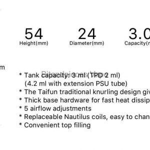 Aspire GT Tank 1