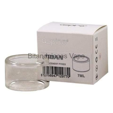 Aspire ODAN 7ml FatBoy Bubble Bulb Replacement Glass